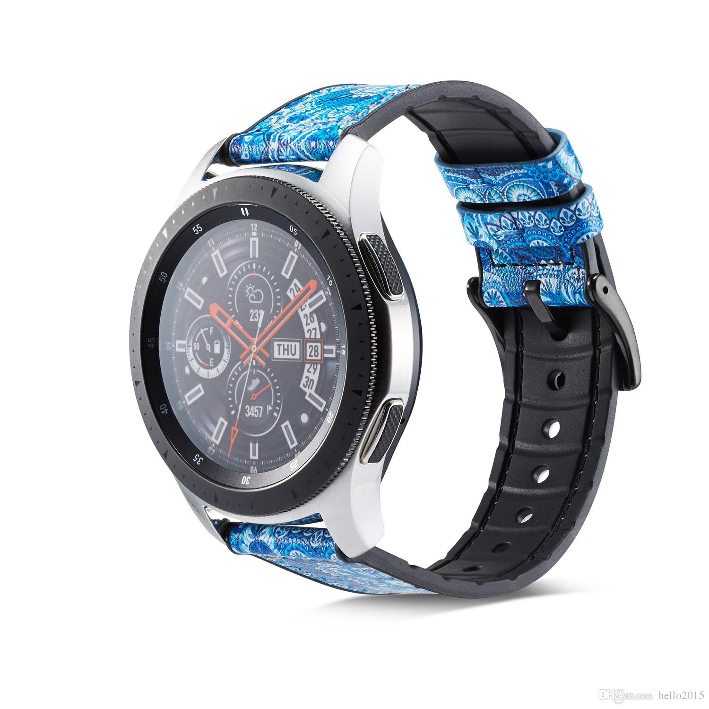삼성 Galaxy Watch 용 20mm 22mm 삼성 Galaxy 46mm S3 Classic Frontier 용 S2 스포츠 갤럭시 시계 용 액티브 스트랩