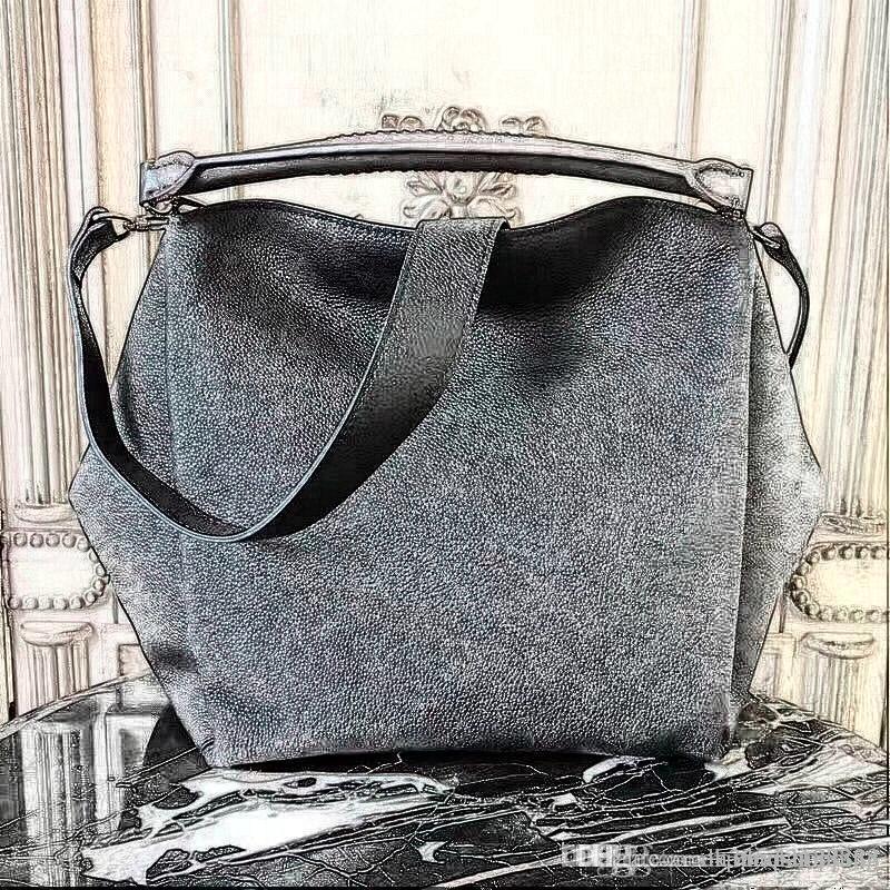 Роскошные сумки 2020 женщин способа посыльного кожи плеча мешок для Daily Дизайнер Женский Crossbody сумка Замок Черный сумки