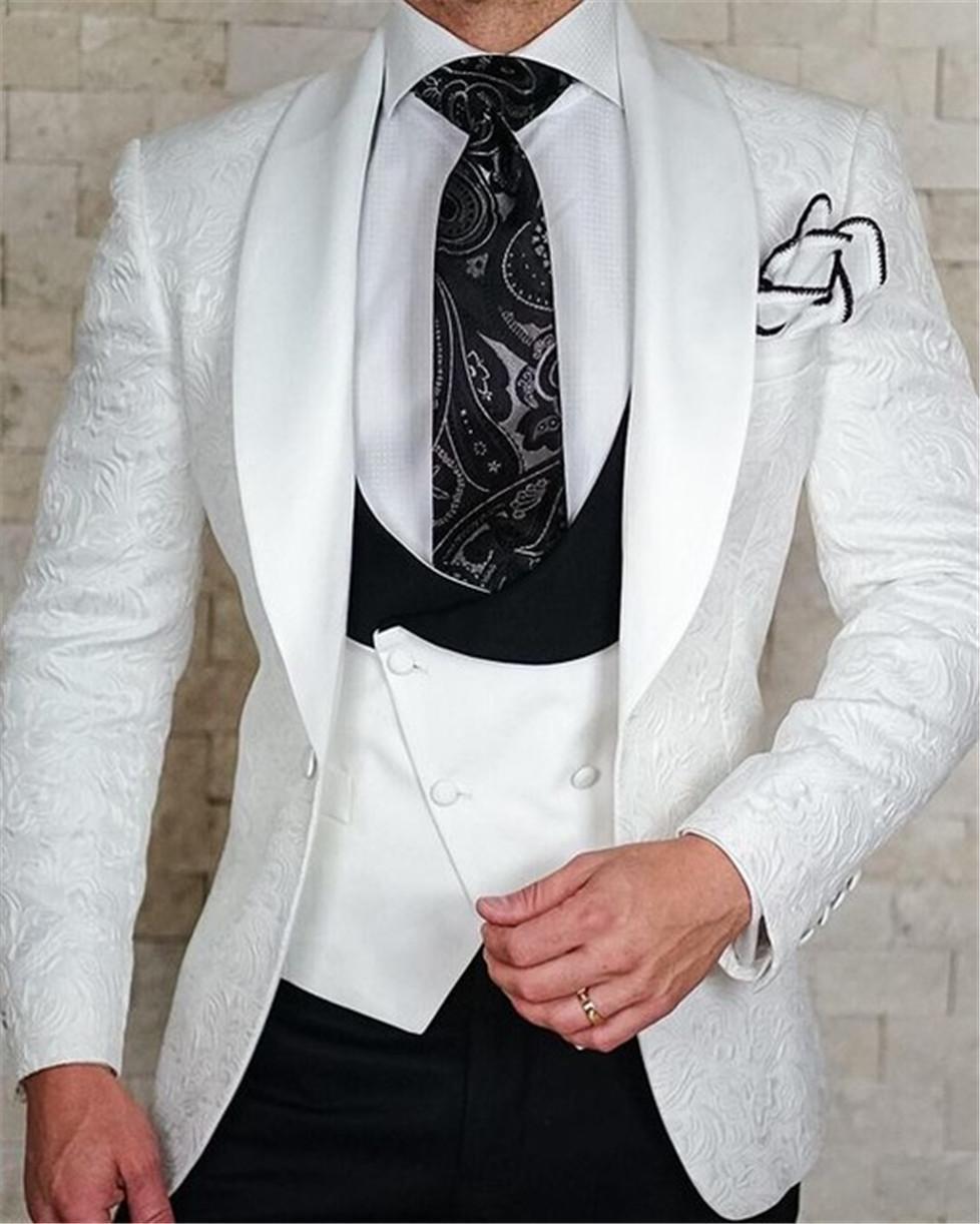 حار بيع رفقاء الشاحان التلبيب العريس البدلات الرسمية زر واحد الرجال الدعاوى الزفاف / حفلة موسيقية / عشاء أفضل رجل السترة (سترة + سروال + التعادل + سترة) K172