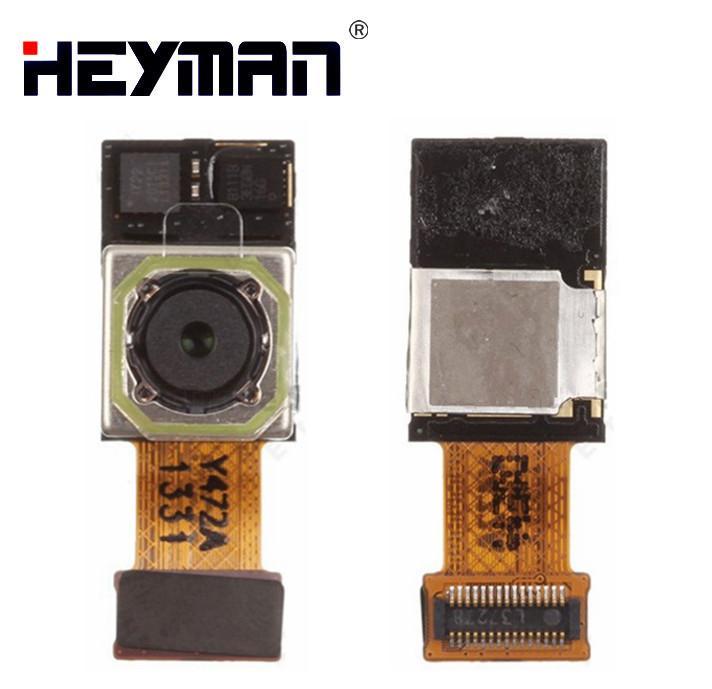 módulo de la cámara para LG G2 D800 / D802 trasera frente a la cámara principal del módulo Flex Cable plano pieza de recambio