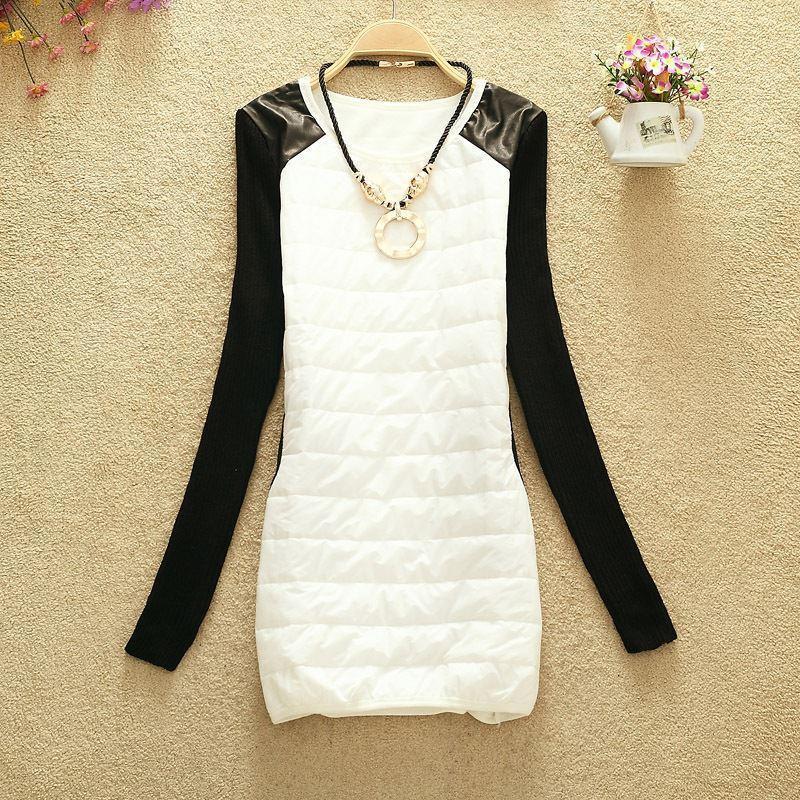 Alta qualidade 2014 das mulheres camisola térmica camisa espessamento camisola