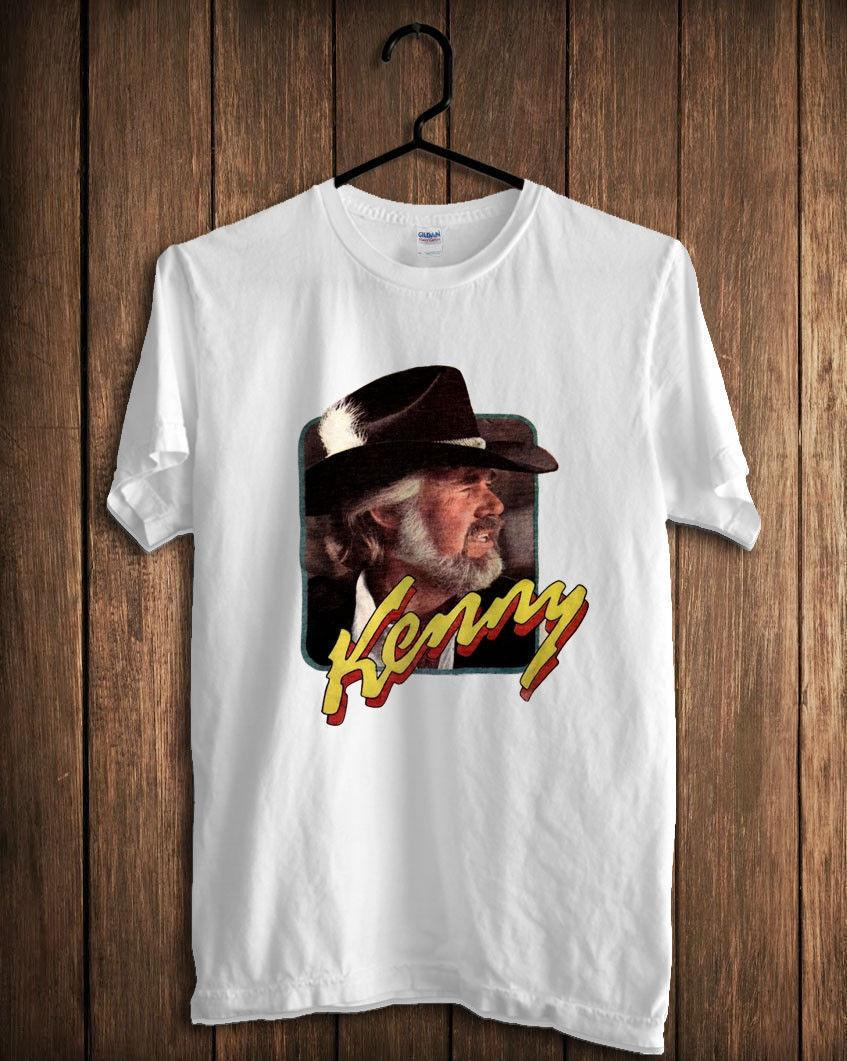 Kenny Rogers American Tour T Shirt