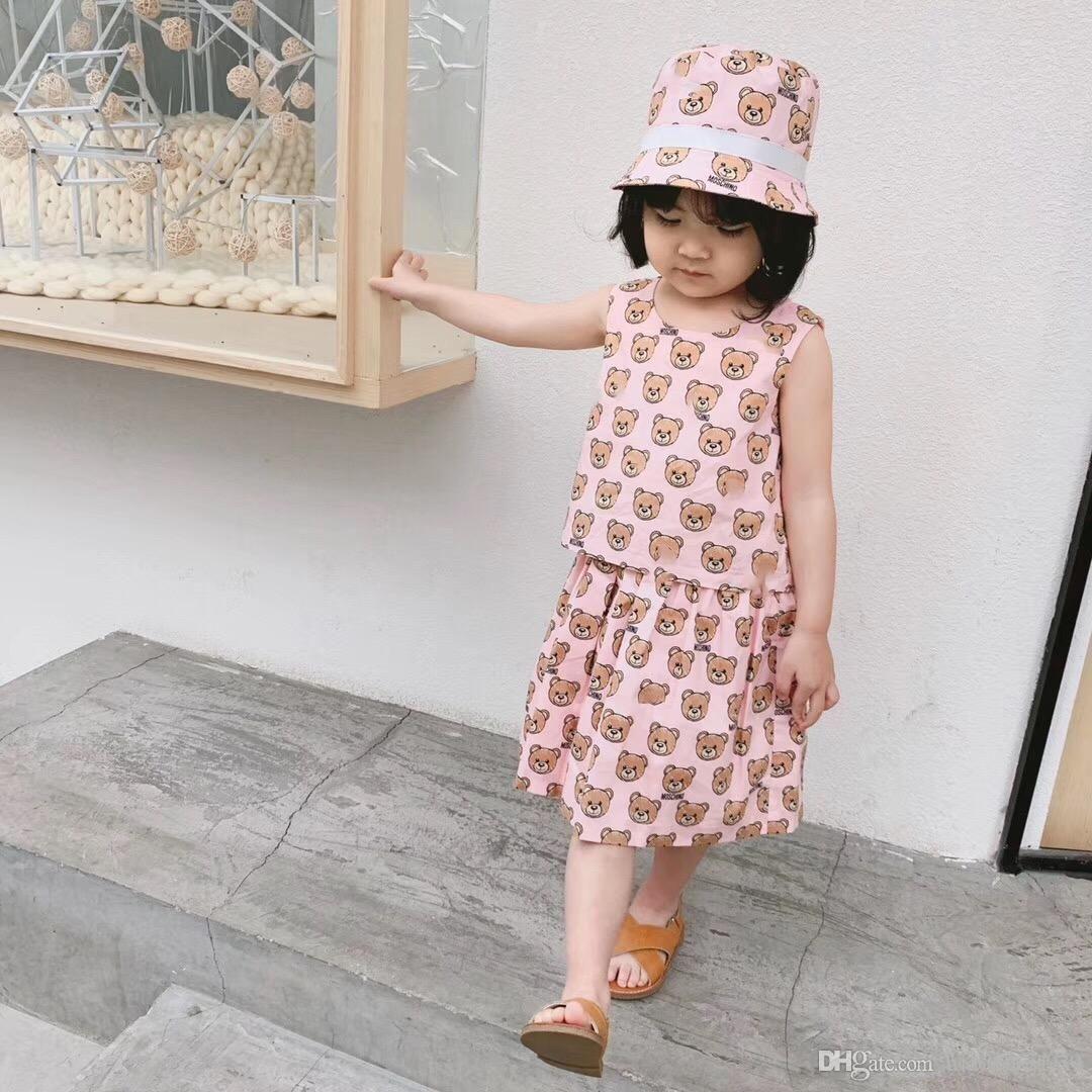 بنات طفل مصمم اللباس يطير كم ملابس اطفال قطن 100٪ الأميرة الطفل طفل أطفال اللباس للفتاة الملابس Vestidos B51