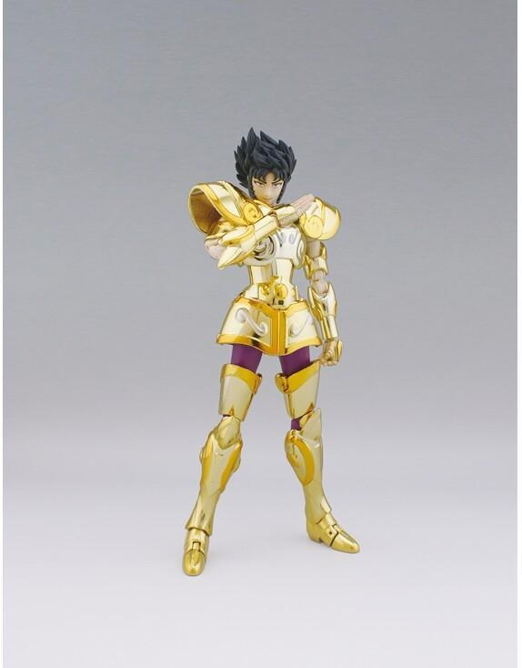 Film-Spiele Figuren Sonderangebot Lc Capricorn Shura Action-Figur Seiya Myth Cloth Gold-Ex Pvc Versammlung Toy Model Kit