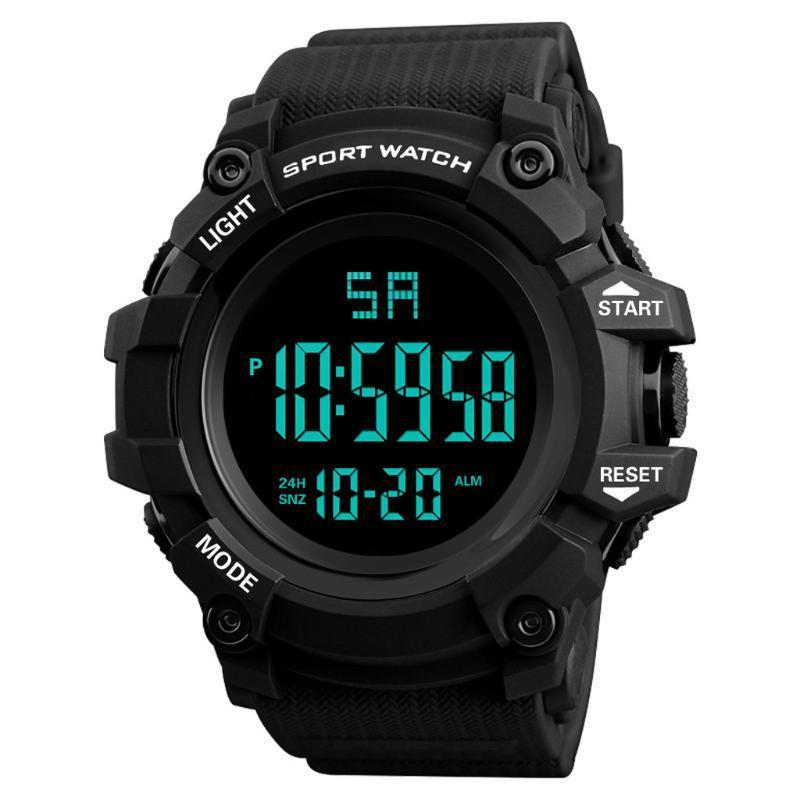 HONHX спортивные мужские цифровые часы светодиодный дата часы мужчины открытый электронный свободного покроя спортивные наручные часы Relogio цифровой