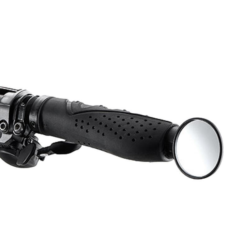 45mm Bisiklet Dikiz Aynası Dağ Yolu Frontview Ayna Dikiz Aynası Emniyet-Ayna için Bisiklet Kol Alüminyum Mercek bicyc