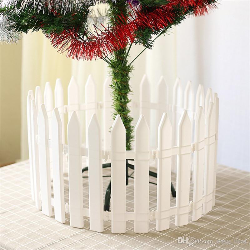 مصغرة بلاستيكية صغيرة المبارزة DIY الجنية حديقة مايكرو دمية غيتس ديكور حلية الأبيض ألوان الديكور yq00954