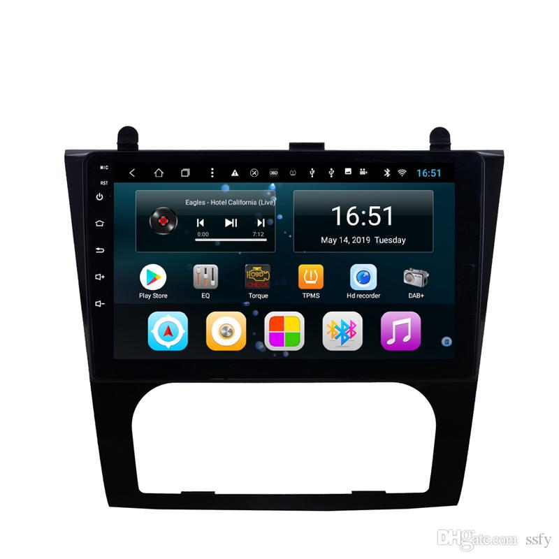 """Android car player with Resolution HD 1024 * 600 multi-touch screen excellent bluetooth music for Nissan altima automatic AC 2008-2012 9"""""""