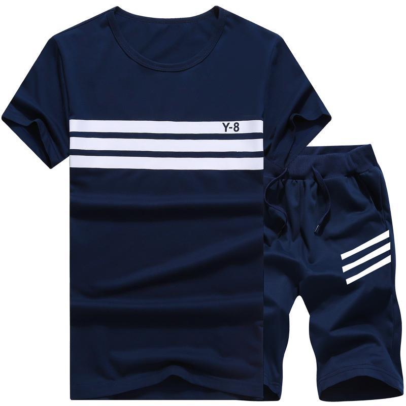 Fatos de jogging Sportswear Hip Hop Suéter Homens de golfe de Treino Homens Sweat Suit Sport Marca Homens para Moletom Masculino 2016
