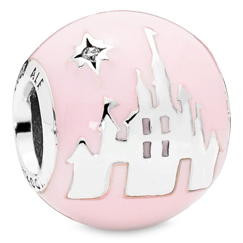 Authentic 925 Sterling Silver Perline Famiglia Dsnland Park Charms Adatto alla collana di braccialetti di gioielli in stile Pandora europeo