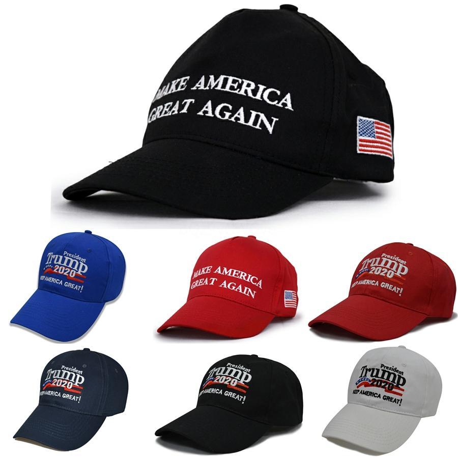 Dump Trump faire de l'Amérique Grande Casquette de baseball réglable Sandwich Peaked Chapeau Unisexe Hommes Femmes Base-ball sports de plein air Casquettes Hip-Hop Hats # 773