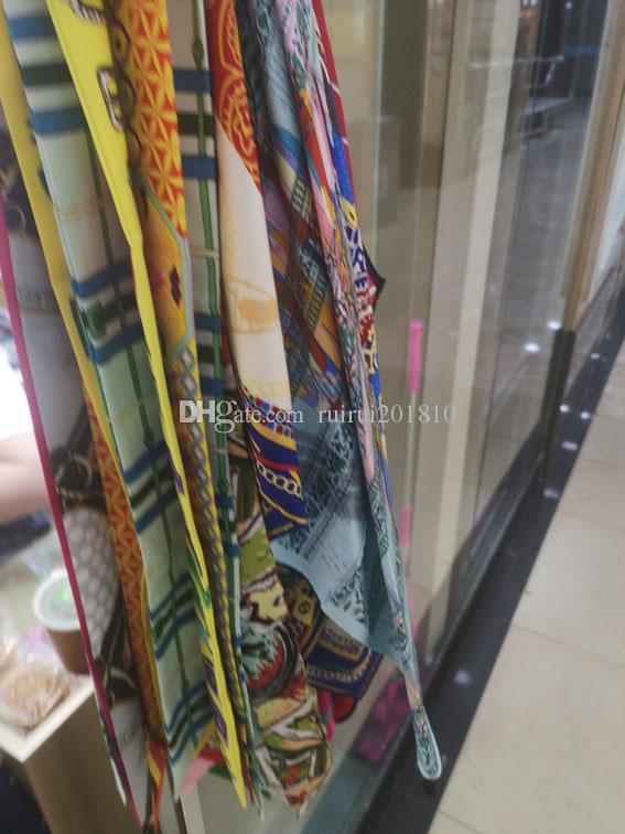 إكسسوارات الأمتعة وشاح الحرير القوس. مع غيرها من المنتجات، لون عشوائي، والتسليم. كميات كبيرة يمكن أن تباع بشكل منفصل