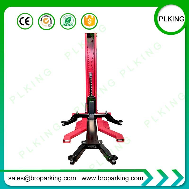 Portable Workshop Equipment Single Post Design Personal ...
