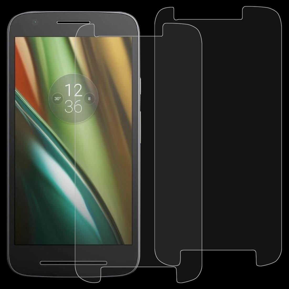 Premium Tempered Glass Screen Film 100 PCS 0.26mm 9H 2.5D Tempered Glass Film for Motorola Moto G4 Play Anti-Scratch Screen Protector