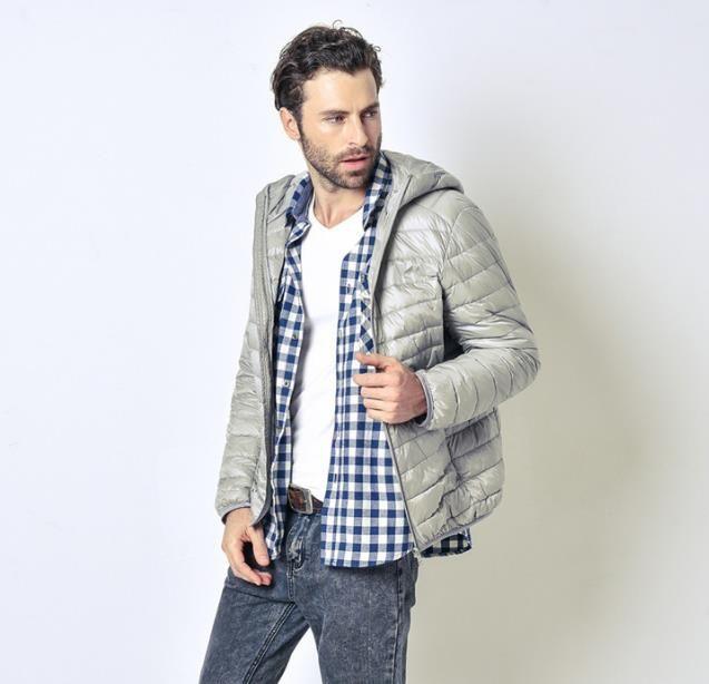 Fashion-s Inverno solido di colore della tuta sportiva girocollo chiusura lampo di modo sottile con il cappello manica lunga Homme Abbigliamento