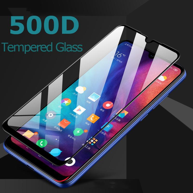 Tempered Glass For Xiaomi Mi A3 A2 Lite A1 Screen Protector For Xiaomi Mi 9 8 Lite SE Mi 9T Pro Full Cover Protective film 9H