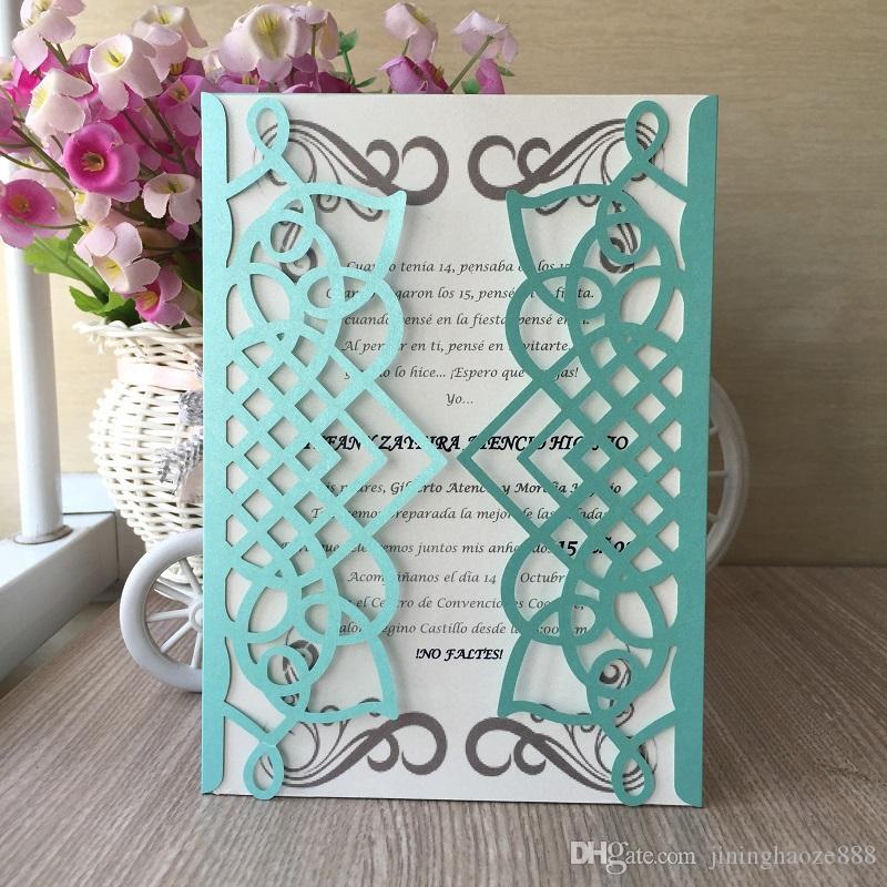 Свадебные пригласительные открытки грязные линии дизайн с использованием фестиваля благословение грандиозные события День Рождения бизнес-приглашения