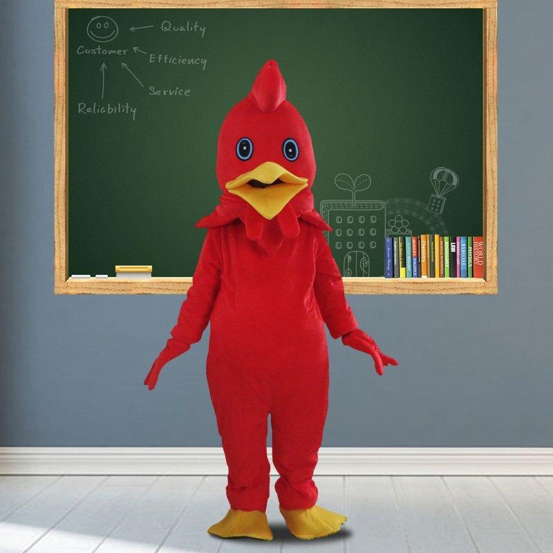 Türkiye Maskot Kostüm Tavuk Maskot Kostümleri Karikatür Giyim Reklam Kostümleri Cadılar Bayramı Doğum Günü partisi