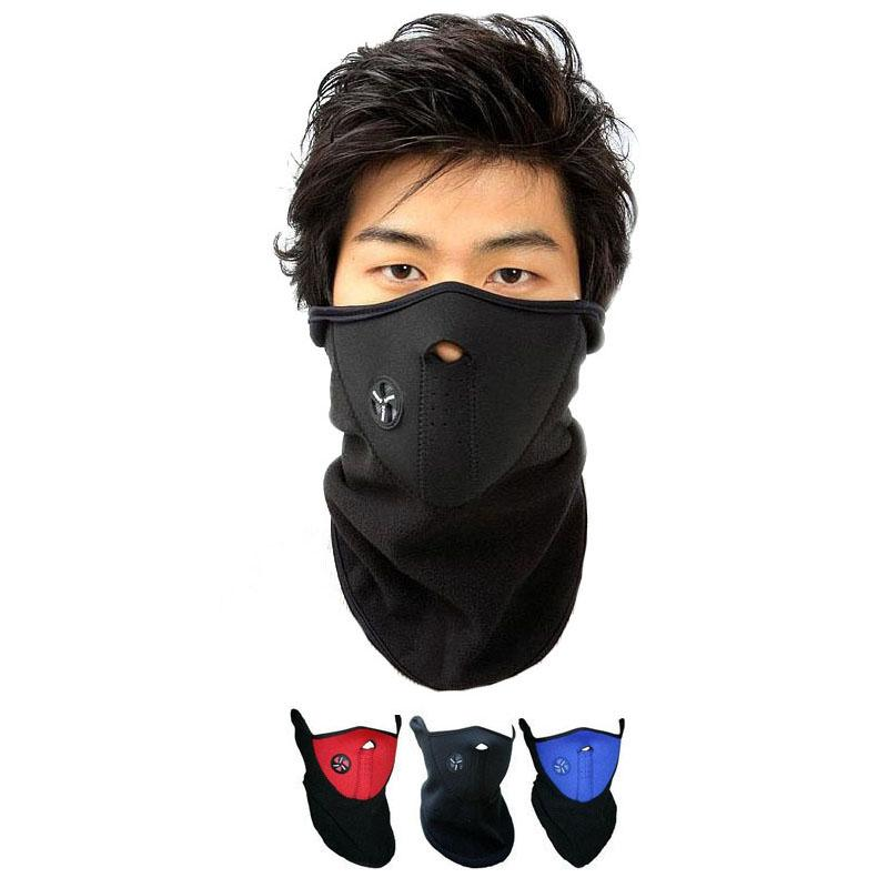 Summer Beach Vintage Pattern Windproof Dust-proof Motorcycle Face Mask For Out Riding Motorcycle Bicycle Bike
