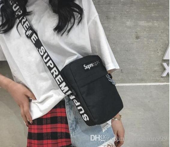 Supreme Waist Bag Luxury Designer Cross Body Bags New Chest Bag