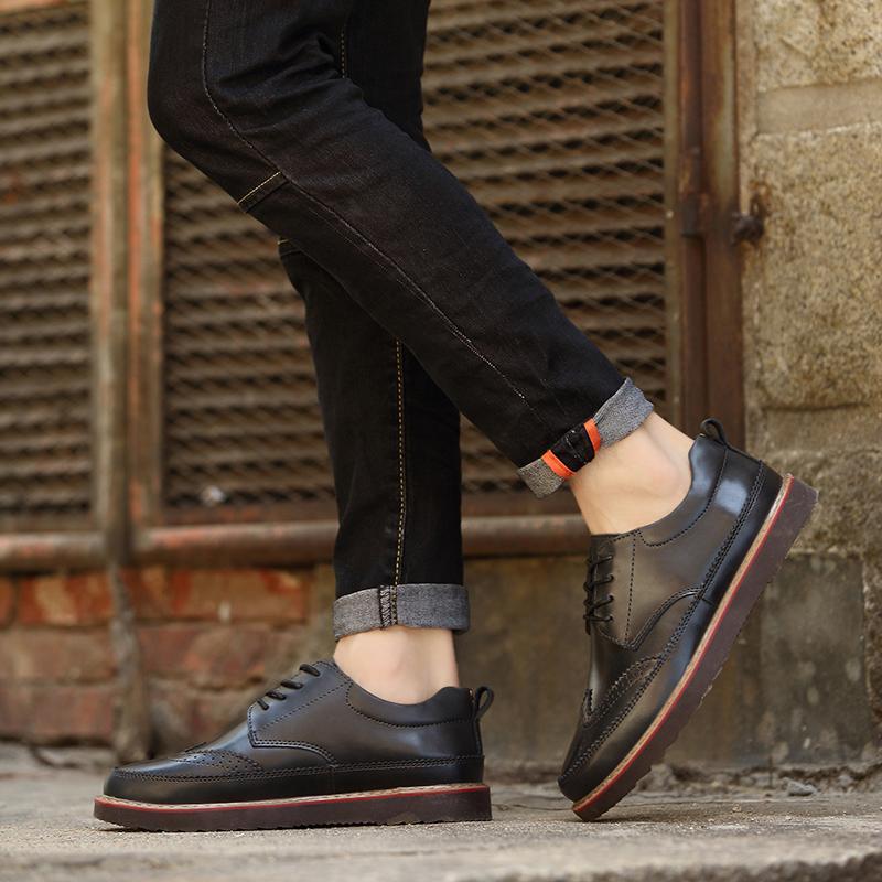 Hombre черная плоская удобная мужской Sapato casuales спорт спорты Мужчина для лета кожи Mens Mens sapatos кроссовки мода