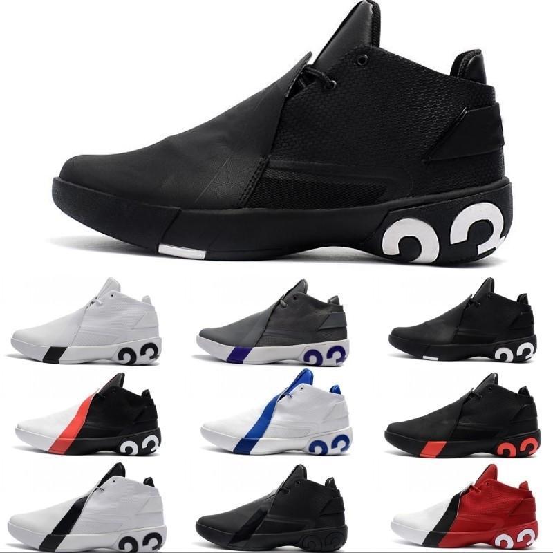 Jimmy Butler III Jumpman Ultra Fly 3 Griffin Butler Hommes Basketball Chaussures Triple Noir Blanc Bleu Designer 3s taille Sneakers nous 7-12