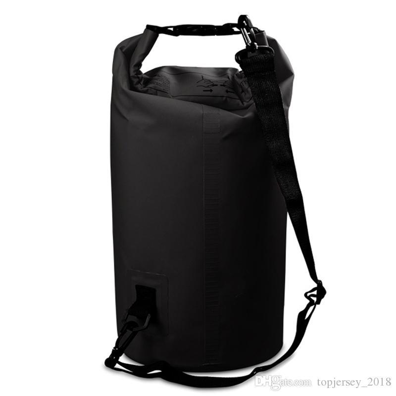 Dry Bag 20L 10L 15L 5L Camping Hiking Storage Bag Rafting Kayaking Waterproof Swimming #234748