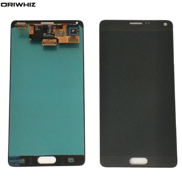 ORIWHIZ para Samsung Galaxy Note 4 Note4 N910C N910 N910A N910F Pantalla LCD Pantalla táctil Reemplazo del ensamblaje del digitalizador