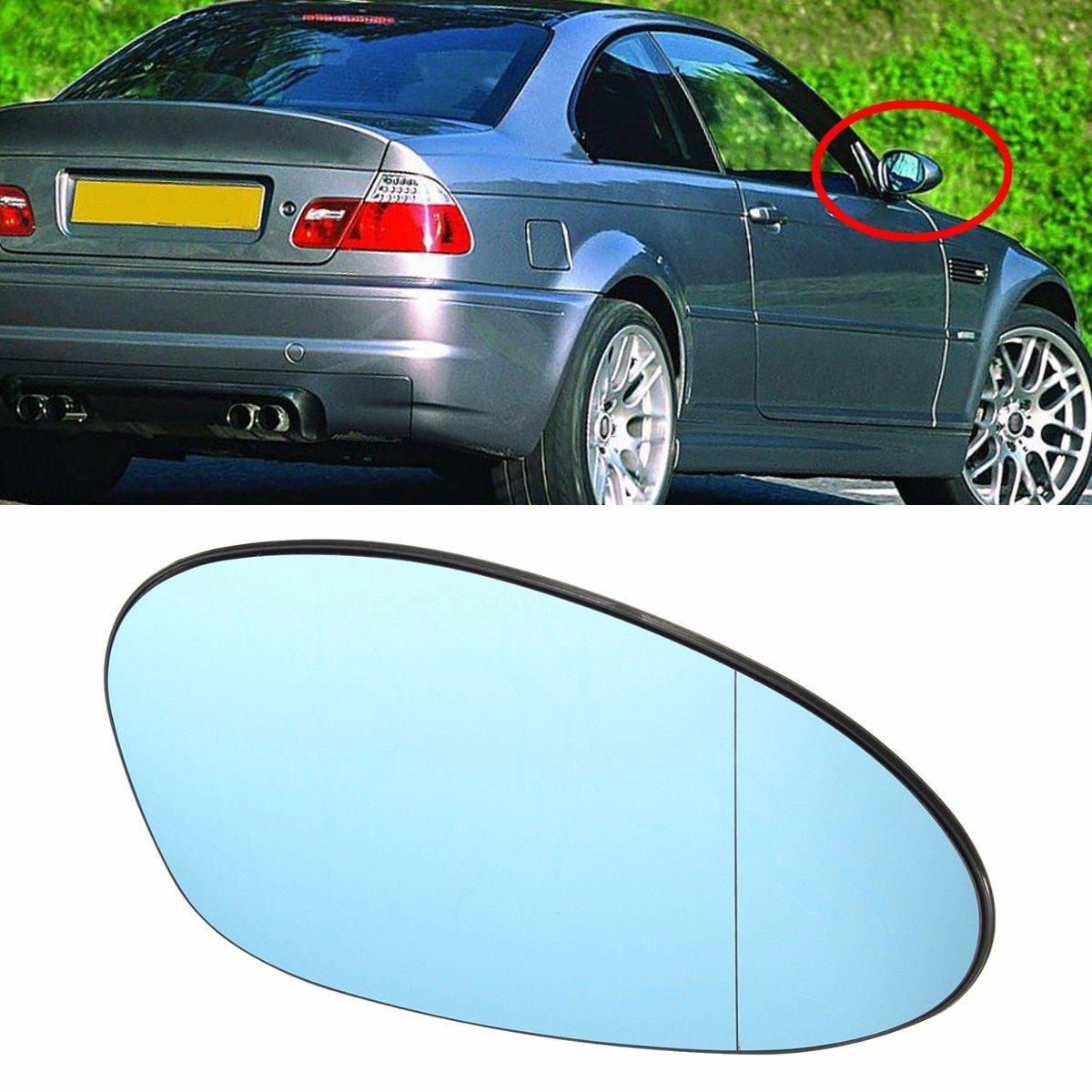 2021 Right Driver Side Blue Tinted Heated Wing Door Mirror Glass For Bmw M3 E46 2001 2002 2003 2004 2005 2006 From Renhuai888 23 06 Dhgate Com