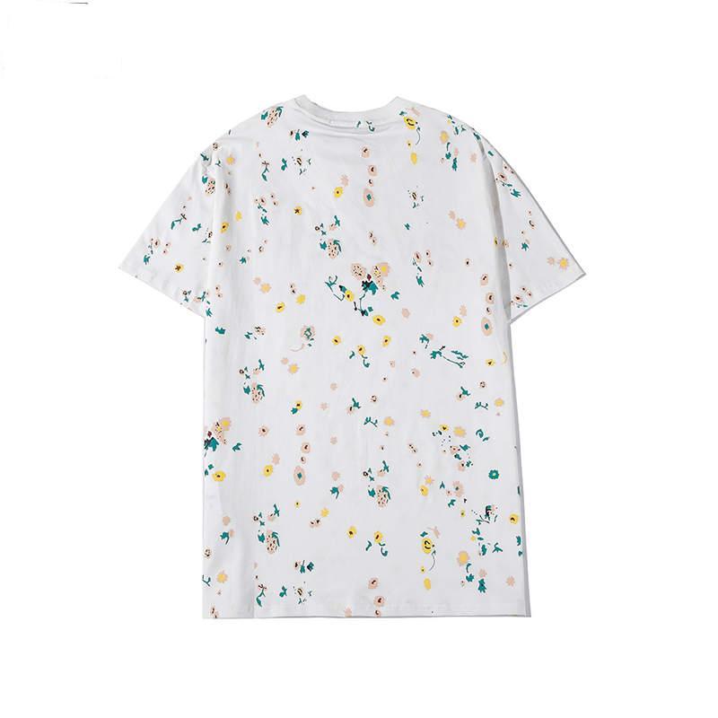 El diseñador de moda las camisetas para hombre de las camisetas de verano Marca impresos Camisetas Casual Nuevo llegado las camisetas para hombre Top lujo M-2XL HOT1