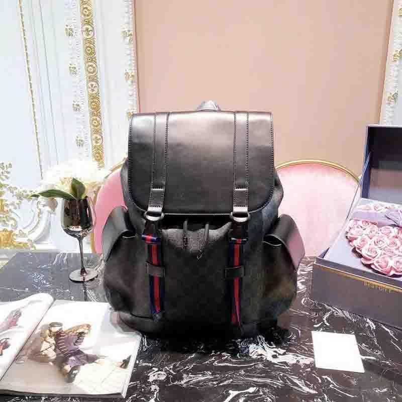 Capacidade dos homens de desenhador mochilas de couro grande viagem de couro clássico top sacos estilo genuíno Quadrilbags wo bkbmv