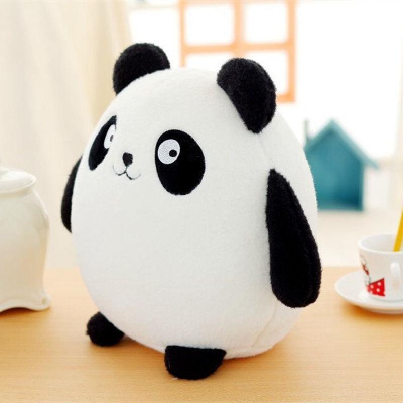 Speedline 18/25/30cm Panda Plush Animals Soft Toys Baby Doll Plush Toys Lovely Birthday Gift For Kids Cute Infant Pillow