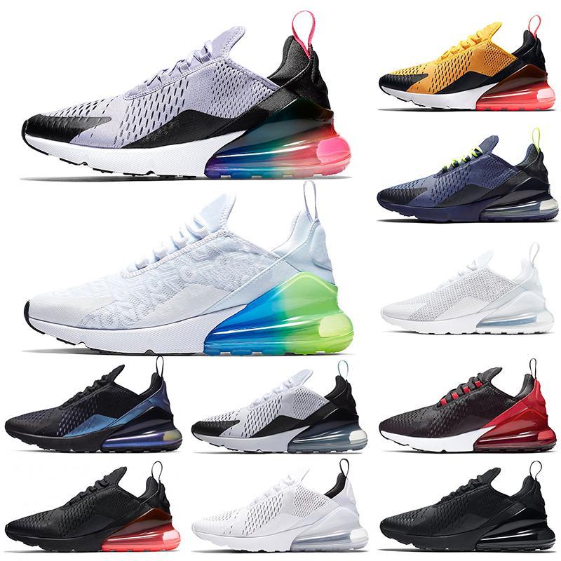 Горячий удар мужские кроссовки Кроссовки тройной черный белый быть истинным Мужчины Женщины спортивные кроссовки размер 36-45 оптом