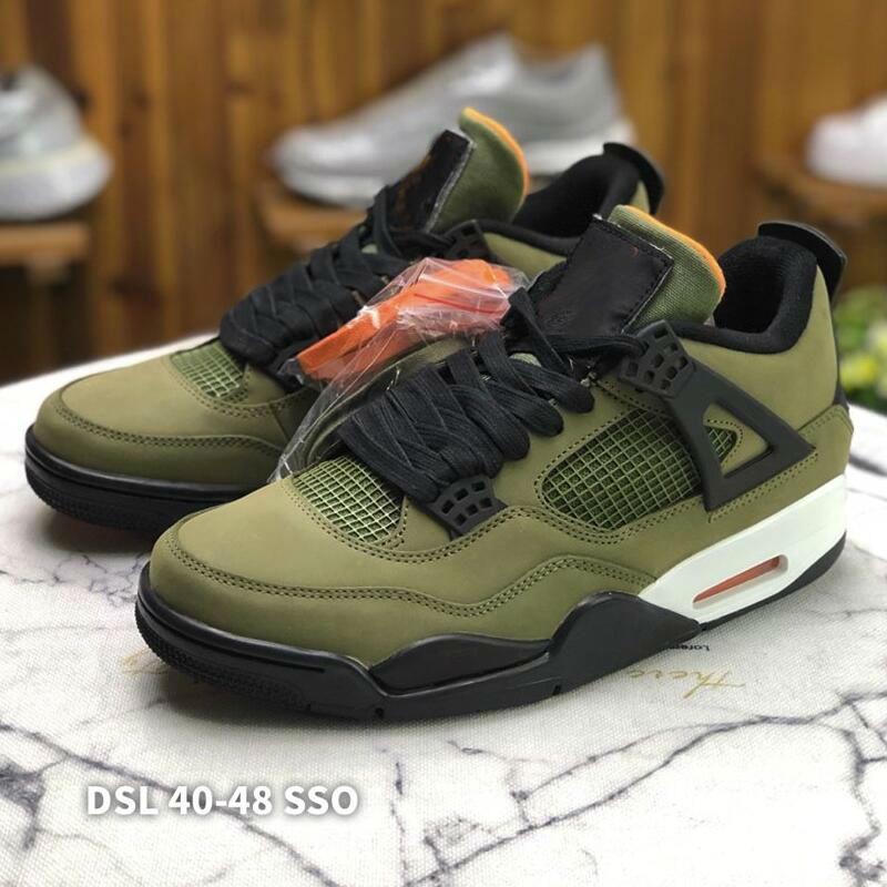 Travis alta calidad Scotts 4 Cactus Jack piel de ciervo los zapatos de baloncesto de los hombres del ante 4s Cactus Jack zapatillas de deporte con la caja