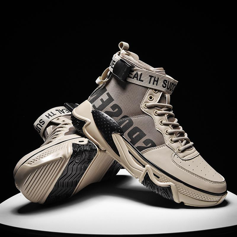 2020 новая спортивная обувь бренд дизайнер кроссовки дышащие кроссовки для мужчин амортизирующие толстые нижние спортивные кроссовки Zapatillas