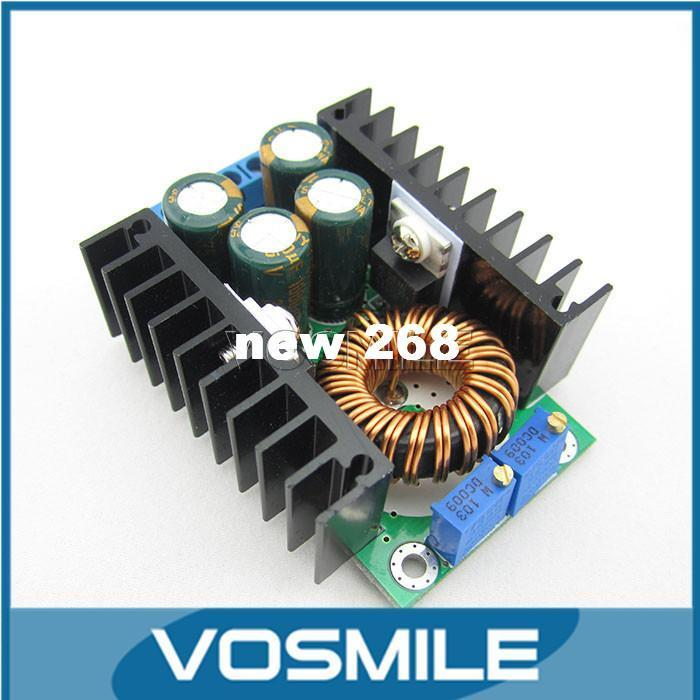 Freeshipping 20pcs DC-DC Buck Converter 8A 24V to 12V LED Driver Constant Current Charging Module 7-40V to 1.2-35V Buck Power Module #200395