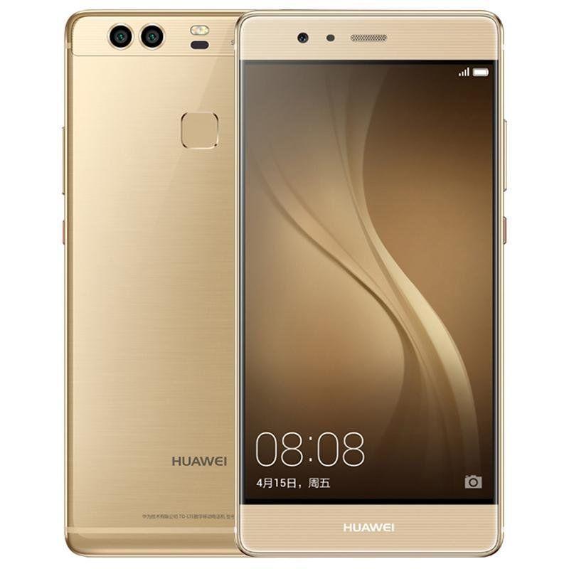 """Kirin 955 Octa core 4GB di RAM 64GB Android ROM 128GB originale del telefono cellulare Huawei P9 Inoltre 4G LTE Phone 12.0MP Fingerprint ID mobile astuto 5.5"""""""