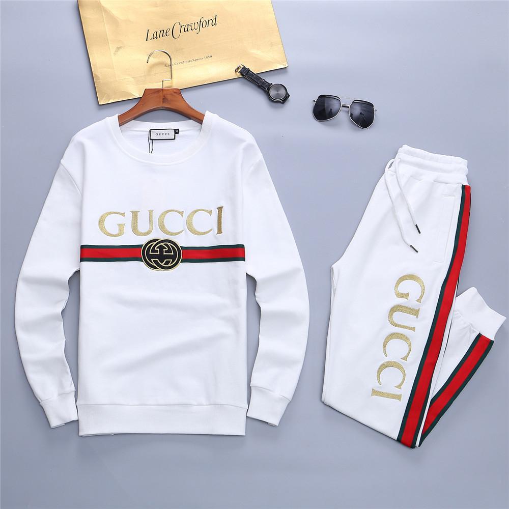 Outono Nova Moda homens e mulheres Treino Original Design e qualidade perfeita Sportswear Exquisite M6698021FH