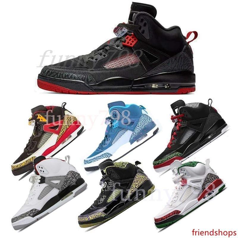 Top Quality 4s 6s 5s 2019 pattini di pallacanestro Bred Men 4 Toro Bravo Nero Esclusivo aggiornamento Casual Shoes Sneakers [Con]