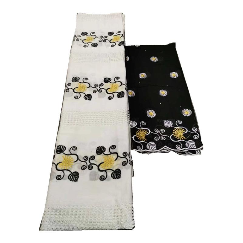 Son İsviçre vual dantel afrika vual dantel Dubai Stil İsviçre vual dantel kumaş avusturya 7 yards / set kadınlar clothing-CHE30