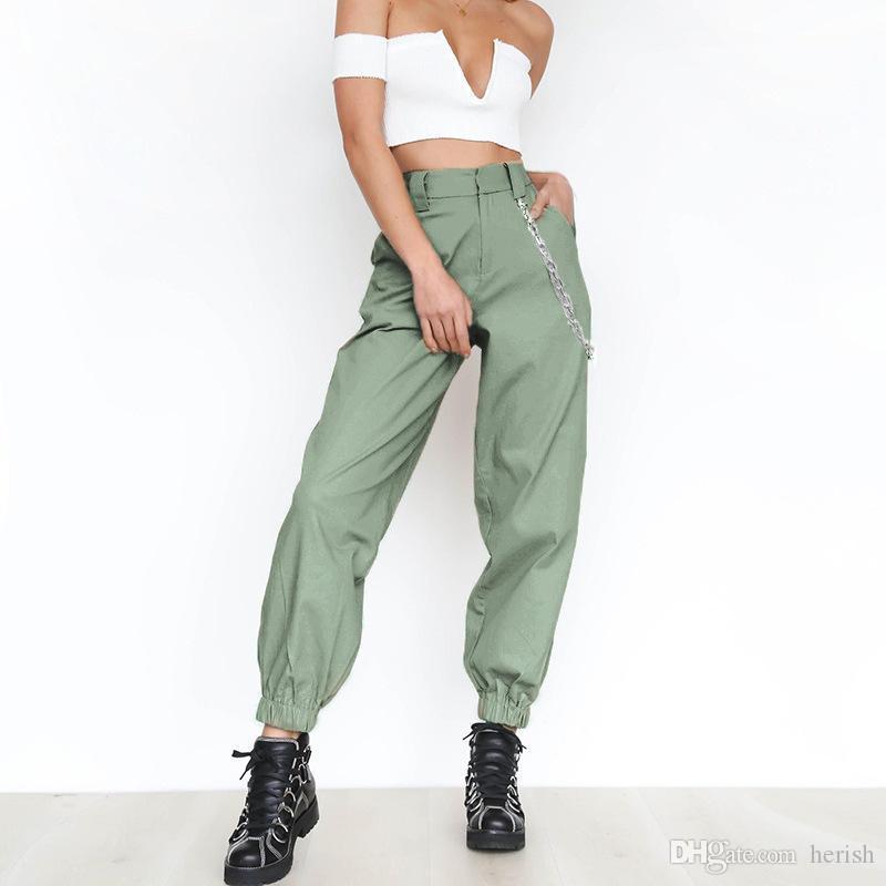 Pantalones De Moda 2018 Mujer Shop Clothing Shoes Online