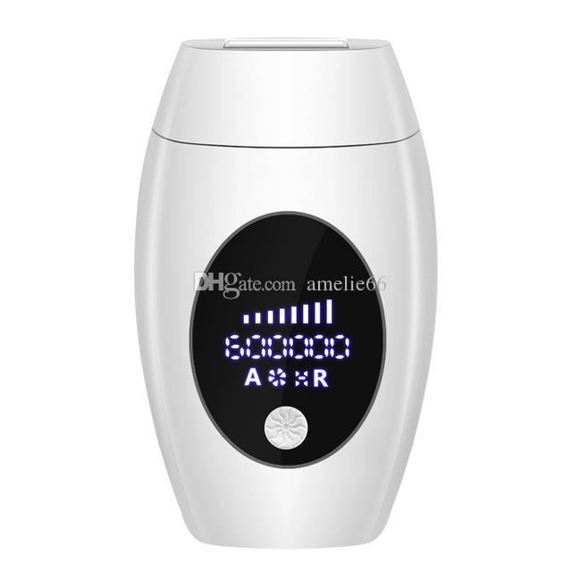 600000 Flash Professional Постоянный лазерный эпилятор ЖК-дисплей Лазерное удаление волос IPL машина фотоэпилятор безболезненное Depilador
