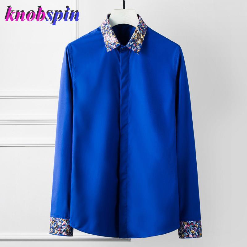 Camisas casuais masculinos mais tamanho grande 4xl 3xl mens negócio de mangas compridas camisa clássico bordado colarinho macho vestido social 80% algodão