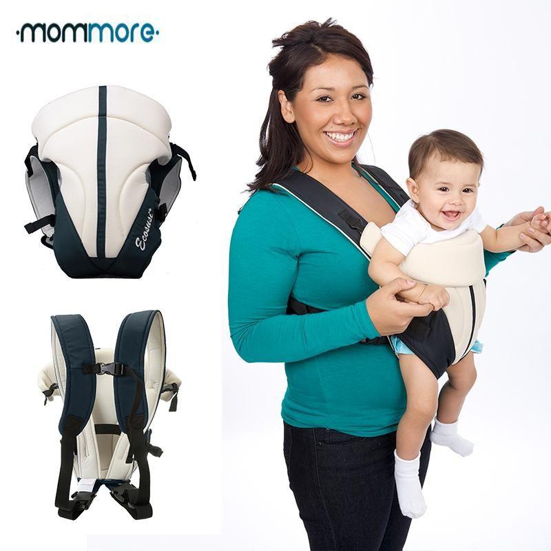 Mommore bambino vettori infantile del cotone Zaino vettori Kid Carrozzina Wrap Sling Child Care portante del prodotto