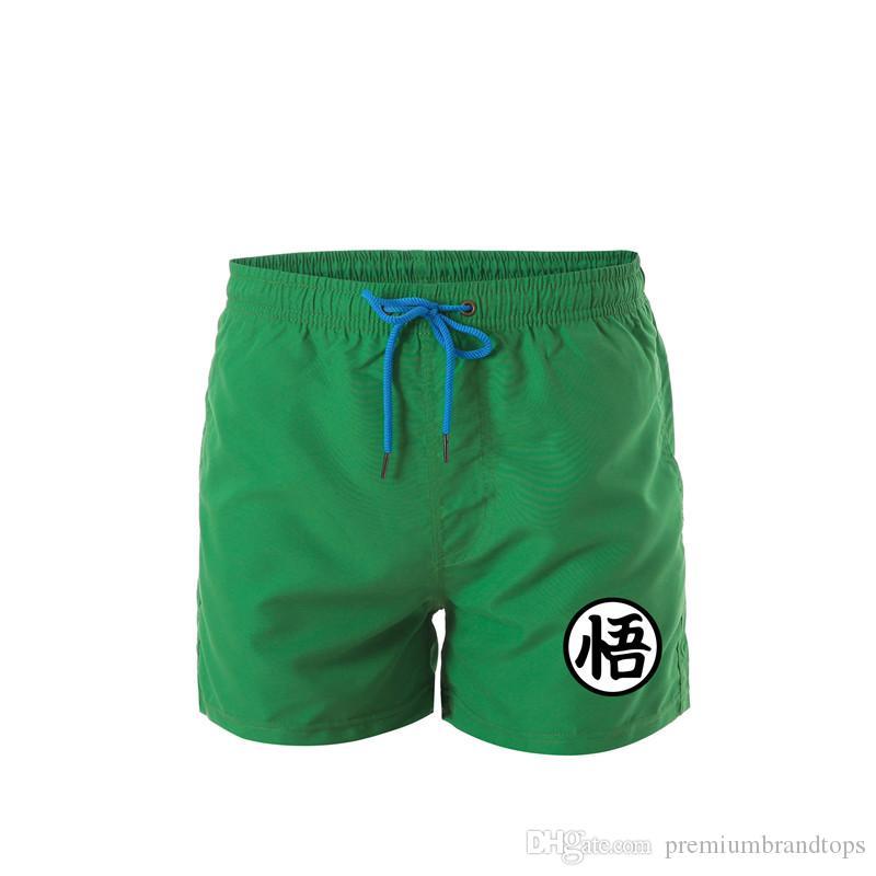 Swim Trunks 2018 Summer Shorts da uomo in tessuto elasticizzato Shorts Quick Dry Shorts Bermuda Surf Beach costumi da bagno Short Homme New Phantom