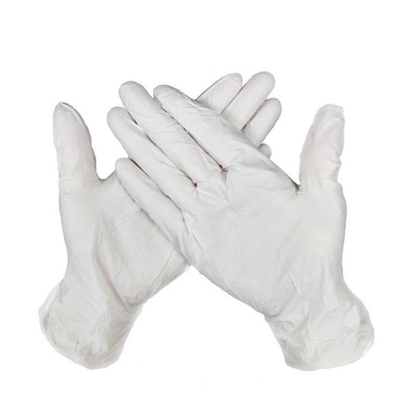 Einweghandschuhe Latex Geschirrspülen Küche Arbeit Gummi Garten Handschuhe Universal Für Links und Rechts Hand 4 Farbe auf Lager Schnelle Lieferung