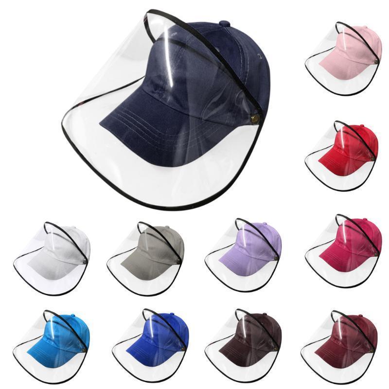 HomeNest Mode Anti-crachement de protection Chapeau Couverture antipoussière Casquette Chapeau Taille ajustable Sun Empêchez chapeaux d'été Nouveau