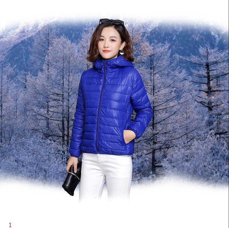Designer Frauen Daunen-Mantel-Jacken Parkas Marken-Frauen-Luxus-Winter-Daunenmantel Designer Viele färben vorhanden Warming Winter-Frauen Mid-Jacke #