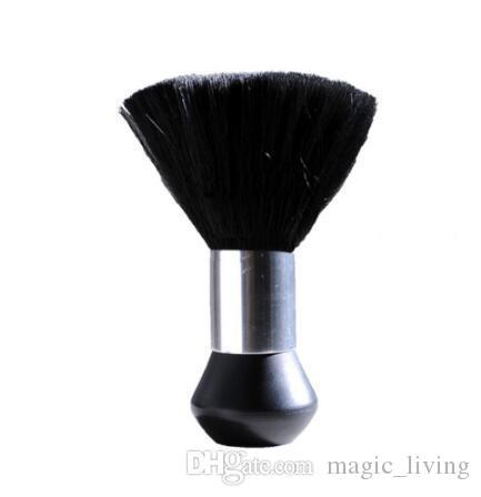 Barber Neck Duster Doux Brosse Coiffure Coupe De Cheveux Salon Styliste Balayage Brisé Cheveux Brosse De Nettoyage Noir 6788