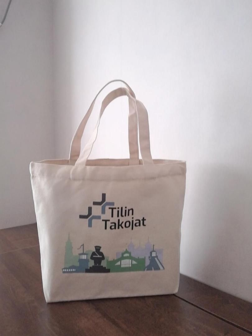 500pcs / lot Formato Borsa personalizzato Natural Organic Cotton Canvas Shopping Bag riutilizzabili in cotone Grocery grande borsa bagagli